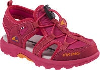 Viking Sandvika Sandaalit, Fuchsia/Orange