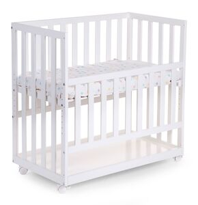 Childhome Bedside Crib, White