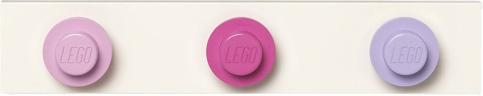 LEGO Naulakko, Light Pink/Dark Pink/Light Purple