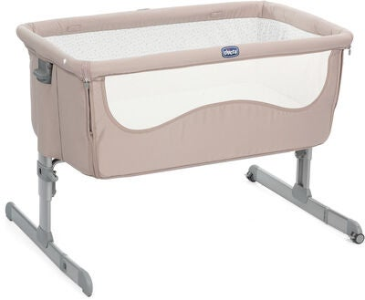 Chicco Next2Me Bedside Crib, Beige