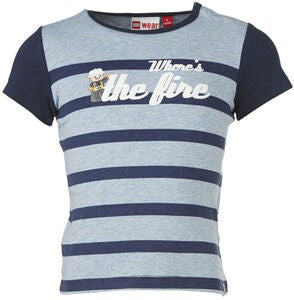 LEGO Wear Trey 606 T-paita, Dark Navy
