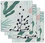 Jollein Musliiniliina Leaves 4-Pack