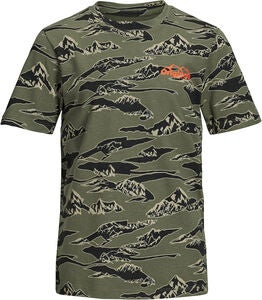 Jack & Jones Hike T-Paita, Dusty Olive