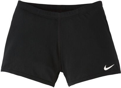 Nike Swim Poly Solid Uimahousut, Black