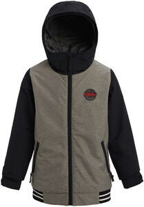 Burton Boys Gameday Toppatakki, Bog Heather/ True Black