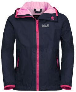 Jack Wolfskin Rainy Days Kuoritakki, Midnight Blue