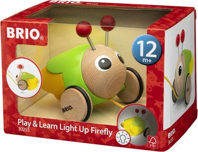 BRIO Play & Learn 30255 Tulikärpänen
