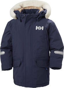 Helly Hansen K Isfjord Down Parkatakki, Evening Blue
