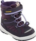 Viking Playtime GTX Talvikengät, Purple/Lavender