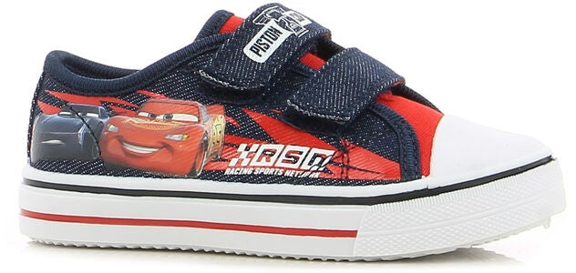 Disney Autot Tennarit, Navy/Red