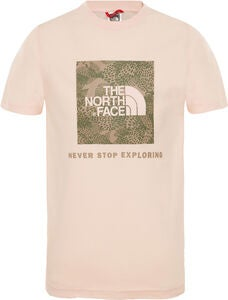 The North Face T-Paita, Pink Salt