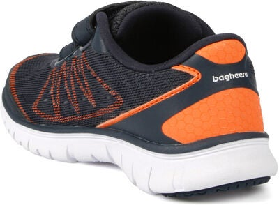Bagheera Player Tennarit, Navy/Orange