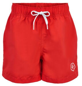 Color Kids Uimashortsit, High risk red