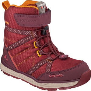 Viking Skomo GTX JR Kengät, Dark Red/Wine