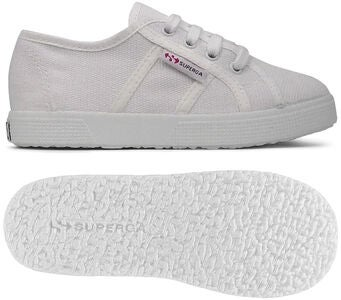 Superga 2750 Cotj Torchietto Tennarit, White
