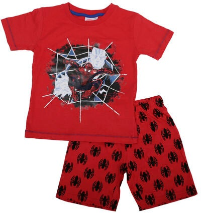 Marvel Spider-Man Pyjama, Red