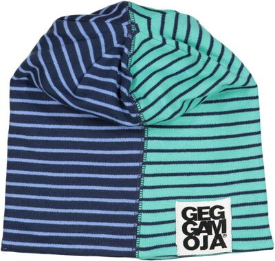 Geggamoja Two Color Pipo, Marine/Light Blue