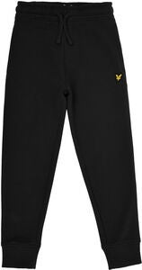 Lyle & Scott Junior Classic Jogger Housut, True Black