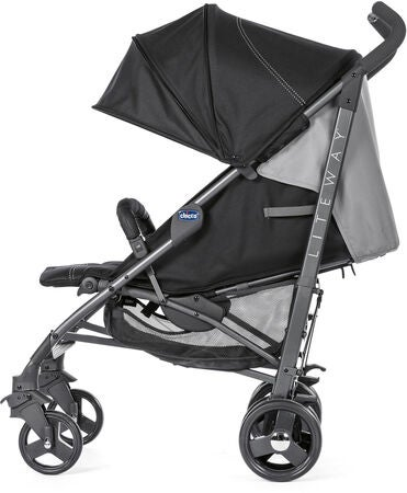 Chicco Liteway³ Lastenrattaat, Dove Grey