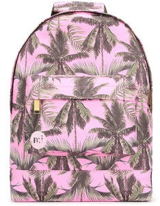 Mi-Pac Mini Palm Trees Reppu, Pink