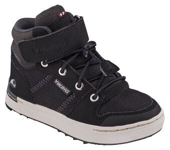 Viking Jakob Mid GTX Tennarit, Black/Charcoal