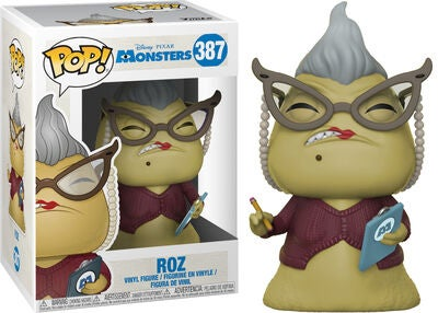 POP! Disney Monsters Inc Keräilyhahmo Roz