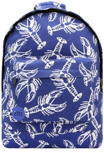 Mi-Pac Lobsters Reppu, Blue