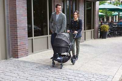 Baby Jogger City Tour Lux Vaunukoppa, Rosewood