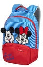 Samsonite Disney Reppu 11L, Minnie/Mickey Stripes