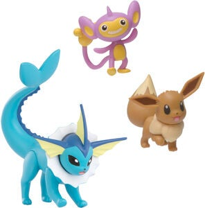 Pokémon Battle Figuurisetti 3