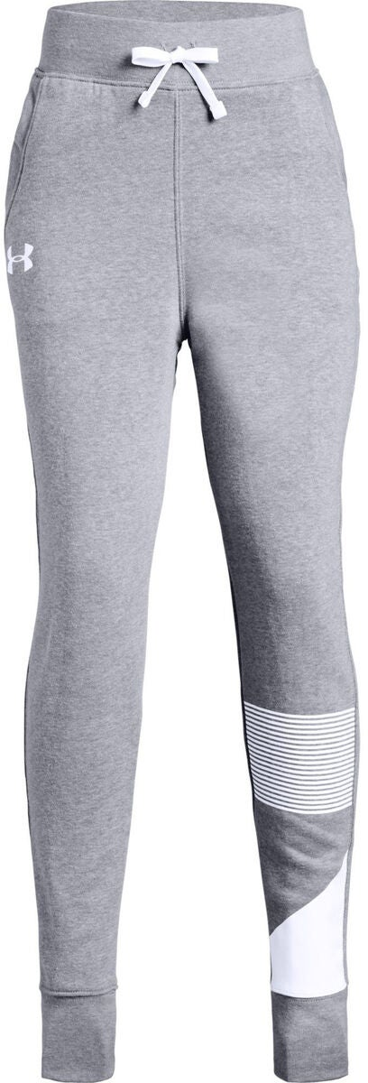 Under Armour Rival Jogger Housut, Steel