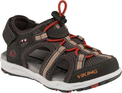 Viking Thrill Sandaalit, Charcoal/Red