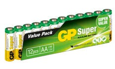 GP AA LR6 Super Paristot 12-pack