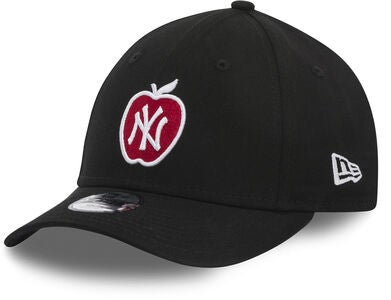 New Era Kids MLB 9Forty Kids Lippalakki, Black/White Scarlett