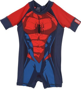 Marvel Spider-Man UV-Puku, Punainen