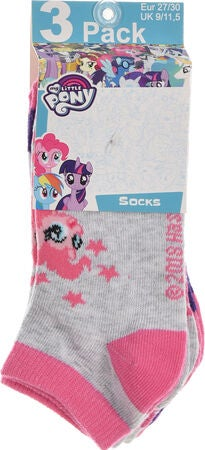 My Little Pony Sukkia, Grey/Pink/Purple