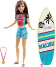Barbie Dreamhouse Adventures Nukke Skipper Surf