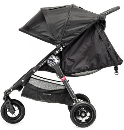 Baby Jogger City Mini GT Lastenrattaat, Black