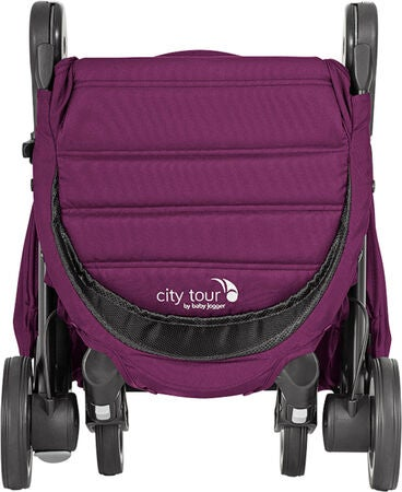Baby Jogger City Tour Lastenrattaat, Garnet
