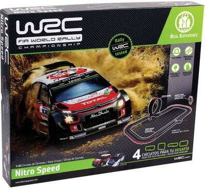 Ninco WRC Nitro Speed Autorata