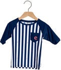 Ebbe Tebert UV-Paita, Classic Navy Stripe