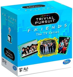 Trivial Pursuit Frendit Peli
