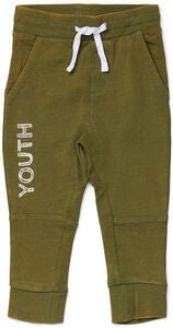 Luca & Lola Silvio Housut, Army Green