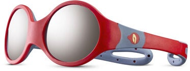 Julbo Loop M Spectron 4 Vauvan Aurinkolasit, Red/Grey