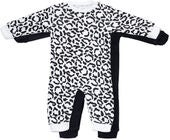Tiny Treasure Maxime Jumpsuitit 2-pack, Black