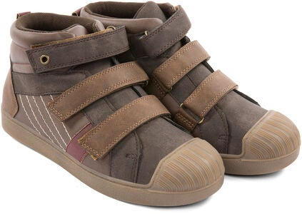 Luca & Lola Taranto Tennarit, Brown/Taupe