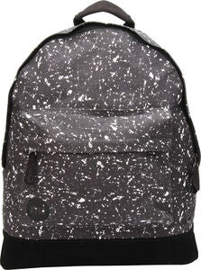 Mi-Pac Splattered Reppu, Black/White