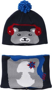 Columbia Snow More Pipo & Kauluri, Collegiate Navy Bear