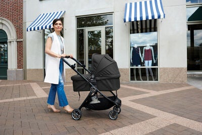 Baby Jogger City Tour Lux Lastenrattaat, Rosewood