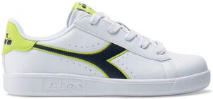 Diadora Game P GS Tennarit, Lime Punch